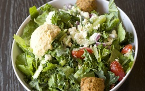 CoreLife Eatery Mediterranean Greens Bowl