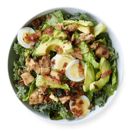 Greens-bowls-chicken-cobb