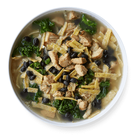 Broth-bowl-grilled-chicken-tortilla