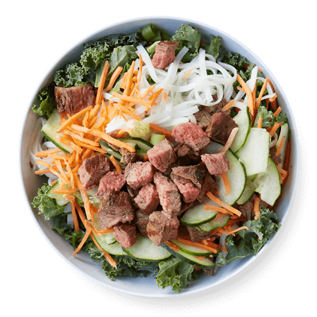 Grain-bowls-ginger-steak-and-rice-noodle